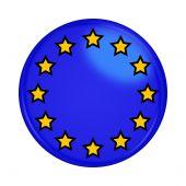Euro Union Button