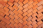Bricks Pile Background