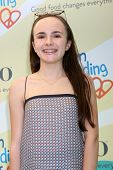 LOS ANGELES - JUN 14:  Ava Cardoso-Smith at the Children Mending Hearts 6th Annual Fundraiser at Pri