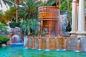 Mandalay Bay Fountain Pool