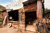 Jerome Arizona Ghost Town Saloon