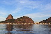 Mountain Sugarloaf And District Urca, Rio De Janeiro