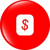 Currency Exchange Sign Icon. Currency Converter Symbol. Money Label.