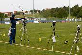 Porec- May 4: Archery World Cup, May 4, 2010 In Porec, Croatia