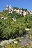 Vaison-la-romaine Castle