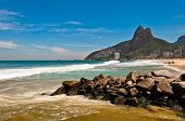 image of ipanema  - Sunny Summer Day in Ipanema Beach - JPG