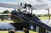 Vintage British Fighter Aircraft Raf Se5A