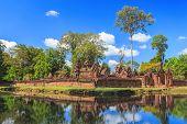 Banteay Srei at Siem Reap Cambodia