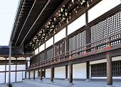 Imperial Palace Kyoto.