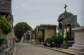 Montmartre Cemetery in Paris