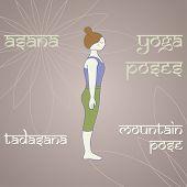 Yoga Mountain Pose
