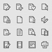 File Icons Set