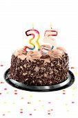 Thirty Fifth Birthday Or Anniversary