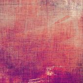Retro background with grunge texture. With different color patterns: purple (violet); orange; red; gray