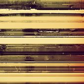 Vintage texture for background. With different color patterns: black; gray; orange; brown; yellow