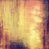 Grunge old texture as abstract background. With different color patterns: purple (violet); orange; brown; yellow