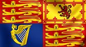 Royal Standard Of United Kingdom
