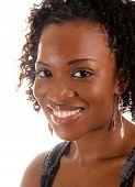 Glamorous African-american Woman