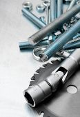 picture of tool  - Metal tools - JPG