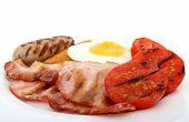 Fresh Food, Fried English Breakfast