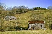 Old Appalachian Barns