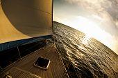 Sea, sun and sail
