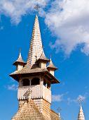 Wood Church Tower