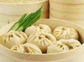 Steamed Chinese Buns