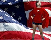 American Girl superheroine