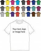 T-Shirts Templates