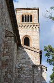 Castle of St. Girolamo. Narni. Umbria. Italy.