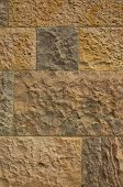 Porphyry Stone Wall