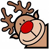 Reindeer Cartoon