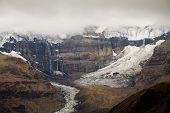 Morsarjokull glaciar, Parque Nacional Skaftafell, Islândia