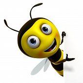 Schattig Bee