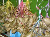 Steamed Rice Dumplings