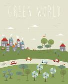 Go Green World Design