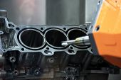 Production Of Automotive Engine