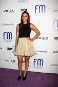 LOS ANGELES - JUL 1:  Dia Frampton arrives at the Friend Movement Anti-Bullying Benefit Concert at t