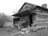 Civil War Reenactors At New Market Battlefield, Virginia
