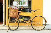 picture of sag  - Bicycle in Amsterdam - JPG