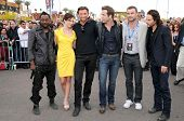 Cast of 'X-Men Origins Wolverine'  at the United States Premiere of 'X-Men Origins Wolverine'. Harki