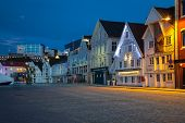 Stavanger At Night