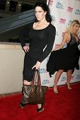 Joanie Laurer  at the Los Angeles Premiere of 'Naked Ambition an R-Rated Look at an X-Rated Industry