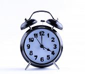 Alarm Clock  With Four O'clock