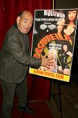 Irwin Keyes  at the Los Angeles Premiere of 'Trasharella'. Lions Gate Screening Room, Santa Monica, CA. 05-09-09