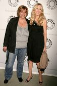 Dr. Jacobs and Alana Stewart at the World Premiere of 'Farrah's Story'. Paley Center for Media, Beverly Hills, CA. 05-13-09