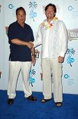 Jon Lovitz and Frank Kelly  at the Jon Lovitz Comedy Club Charity Opening, benefitting the Ovarian Cancer Research Fund. Jon Lovitz Comedy Club, Universal City, CA. 05-28-09