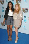 Kiely Williams and Sabrina Bryan  at the Jon Lovitz Comedy Club Charity Opening, benefitting the Ovarian Cancer Research Fund. Jon Lovitz Comedy Club, Universal City, CA. 05-28-09