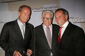 Kelsey Grammer with Irving Feintech and Wolfgang Puck at the Heart Foundation gala honoring Wolfgang Puck. The Beverly Wilshire Hotel, Beverly Hills, CA. 05-30-09